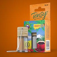"""Жидкий ароматизатор в бутылочке, подвесной TENSY. Аромат - """"КОФЕ"""" с пробником. 6 мл. TB-05"""
