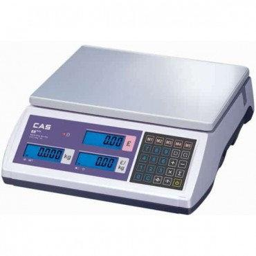 Весы торговые CAS ER Plus E RS, фото 2