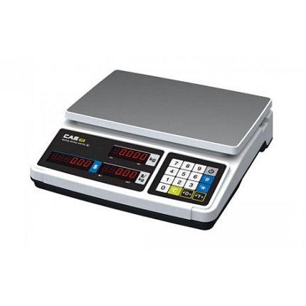 Весы торговые CAS PR-15B, фото 2