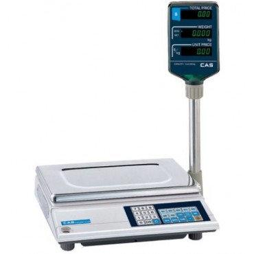 Весы торговые CAS AP-M, фото 2