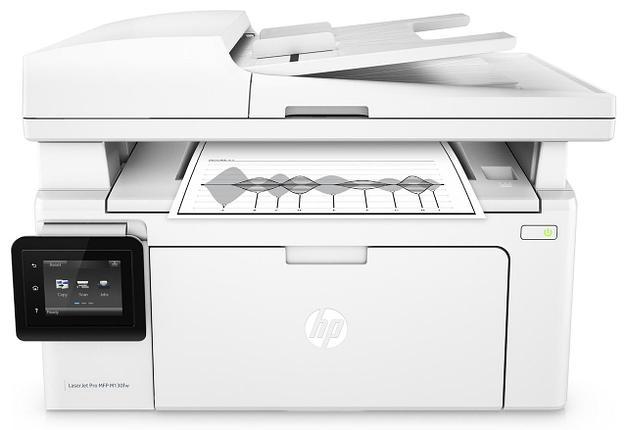 МФУ HP G3Q60A LaserJet Pro MFP M130fw (A4), фото 2