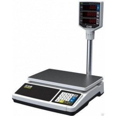 Торговые весы CAS PR -15P, фото 2