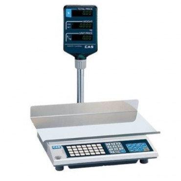 Весы торговые CAS AP-EX, фото 2