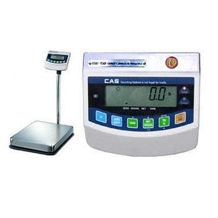 Весы товарные CAS BW 60/150 RB, фото 2