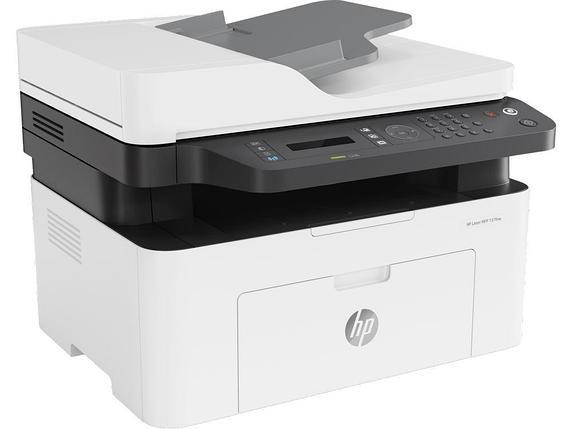 МФУ HP Laser 137fnw A4, фото 2