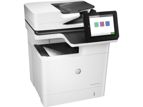 МФУ HP LaserJet Enterprise M631dn A4