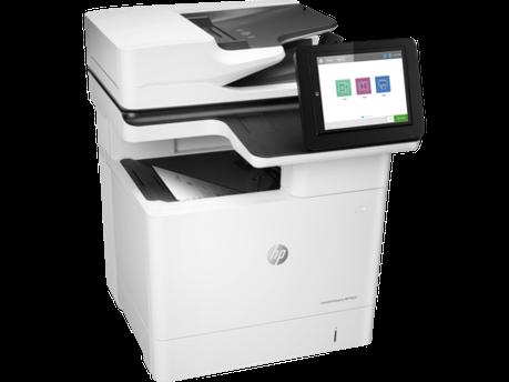 МФУ HP LaserJet Enterprise M631dn A4, фото 2
