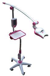 Лампа для отбеливания зубов Magenta MD-885L pink