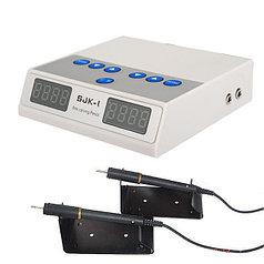 Цифровой электрошпатель на две ручки SJK-1
