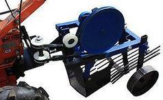 Картофелекопатель механический двухэксцентриковый Zirka-105