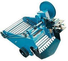 Картофелекопатель вибрационный транспортерный с гидравликой (под мототрактор, Скаут)