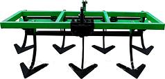 Культиватор для мототрактора сплошной обработки