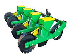 Сеялка овощная мотоблочная 4-х рядная СМ-4 (1т) М
