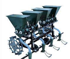 Сеялка СТВМ-2 (мотоблок, мототрактор)