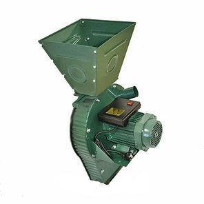 Зернодробилка FilTech ДКУ 4 кВт (зерно/кукуруза, до 400 кг/час) , фото 2