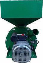 Зернодробилка ФЕРМЕР Д-2 2,5 кВт исп.01(зерно+початки кукурузы, 2 сетки в комплекте) , фото 2