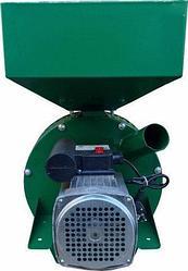 Зернодробилка ФЕРМЕР Д-2 2,5 кВт исп.02 зерно+початки кукурузы (3 сетки в комплекте)