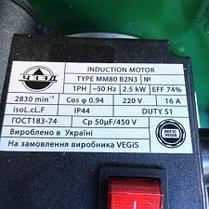 Зернодробилка ФЕРМЕР Д-2 2,5 кВт исп.04 зерно+початки кукурузы (5 сеток в комплекте) , фото 2