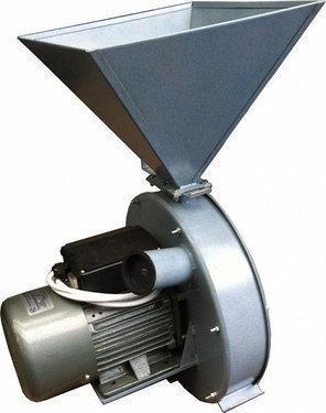 Зернодробилка ЛАН 3 (2,5 кВт, 320 кг/час), фото 2