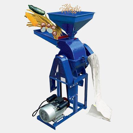 Кормоизмельчитель ДТЗ КР-20С(зерно + початки кукурузы + овощи + фрукты + стебли, 600 кг/ч) 3кВт