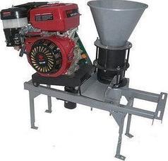 Гранулятор комбикорма Ярило (100 кг/час, матрица 150 мм) с приводом под двигатель (без двигателя