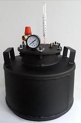 Автоклав бытовой с взрывным клапаном на 8 пол-литровых банок(8*0,5л.)