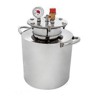 Автоклав HousePro-16 из пищевой нержавейки 16 пол литровых банок (7 литровых) , фото 2