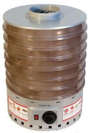 Бытовая электро сушка для овощей и фруктов ProfitM ЕСП2 820вт 20л. (серая)