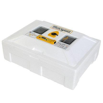 Инкубатор автоматический Инверторный Теплуша Люкс 72 (тэн+влагомер)