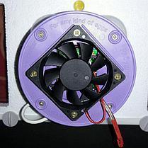 Инкубатор Автоматический Рябушка Smart Turbo 120 яиц цифровой, фото 2