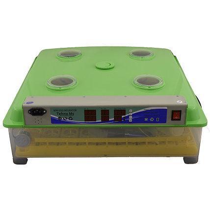 Инвекторный автоматический Инкубатор MS-98 (98 куриных яиц) - фото 1