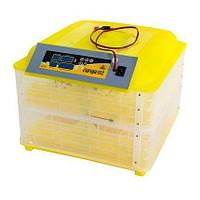 Инкубатор автоматический Теплуша Europe 112 яиц, 12В, (ТЭН+влагомер)