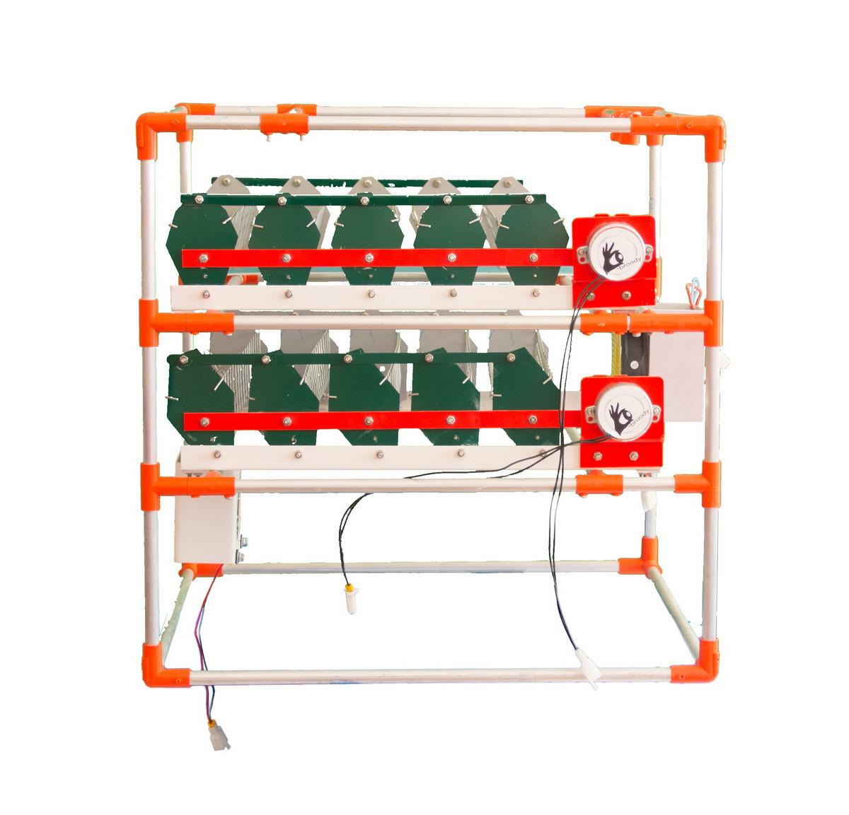 Автоматический инкубатор-конструктор (220V) на 90 яиц, с увлажнителем - фото 3