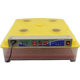 Инвекторный автоматический Инкубатор MS-63/248 (63 куриных, 248 перепелиных), фото 2