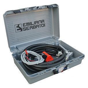 Переносной комплект для перекачки дизельного топлива Emiliana Serbatoi, фото 2