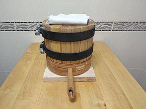 Маслопресс объем 3 литра с полной комплектацией, рамой и домкратом, фото 2