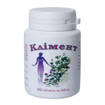 Климент для лечения воспалительных и гормональных заболеваний у женщин, фото 2