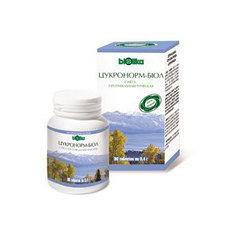Препарат от диабета Цукронорм-биол таб №90 снижает уровень сахара в крови, ринопатия, ожирение