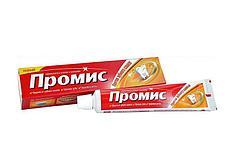 Зубная паста Промис от зубного камня