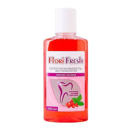 Ополаскиватель для полости рта «Flory Fresh» Лесная поляна