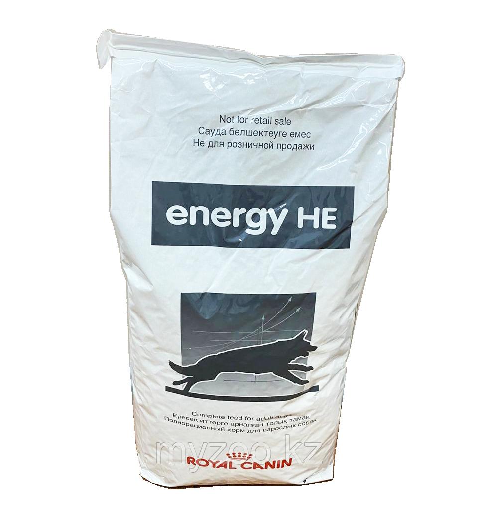 Royal Canin ENERGY HE 20 кг Корм для энергичных собак Энерджи HE