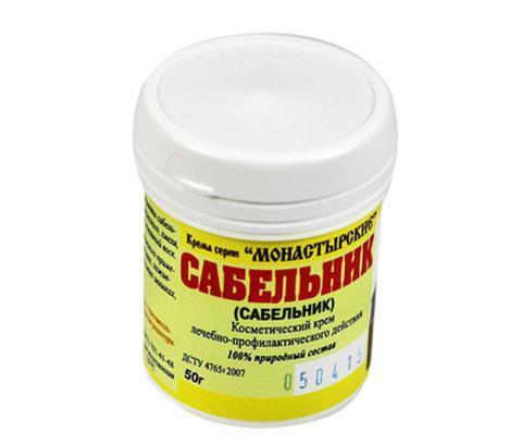 Фито-крем Сабельник