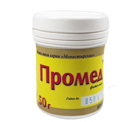 Фито-крем Промед
