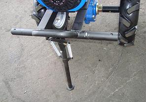 Мотоблок ДТЗ 570Б (бензин, 7 л.с., передачи 3/1, колеса 4,00-10), фото 2