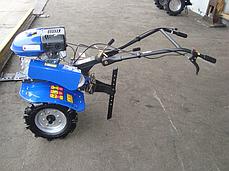 Мотоблок ДТЗ 470Б (бензин, 7 л.с., передачи 3/1, колеса 4,00-8), фото 2