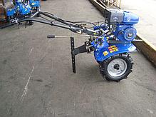 Мотоблок ДТЗ 470Б (бензин, 7 л.с., передачи 3/1, колеса 4,00-8), фото 3