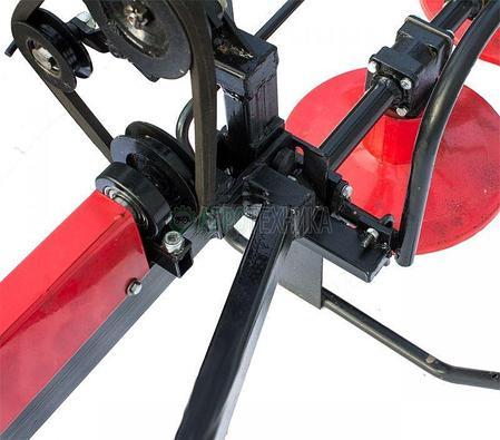 Косилка роторная  КР-09М, фото 2