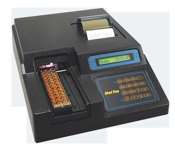 Анализатор иммуноферментный полуавтоматический, плашечный формат Stat Fax 2100