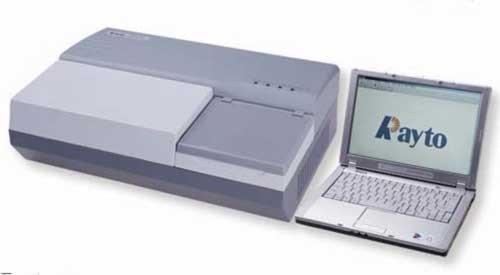 Анализатор полуавтоматический иммуноферментный RT-6100, фото 2