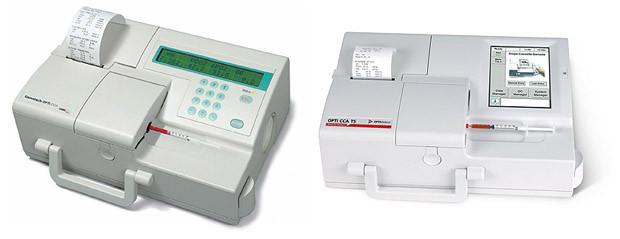 Анализаторы электролитов и газов крови OPTI CCA-TS